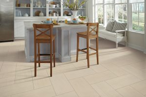 tile flooring installation
